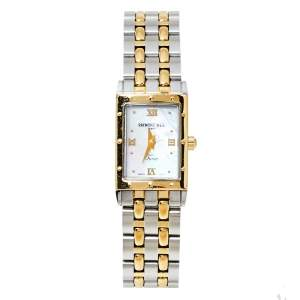 Raymond Weil Mother of Pearl Two-Tone Stainless Steel Tango Women's Wristwatch 17 mm