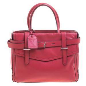 حقيبة ريد كراكوف بوكسر جلد وردية روزوود