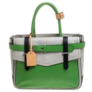 حقيبة يد ريد كراكوف بوكسر جلد متعددة الألوان