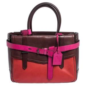 حقيبة يد ريد كراكوف غيتور بوكسر جلد متعددة الألوان II