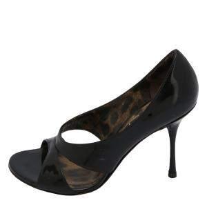 Salvatore Ferragamo Black Leather Bow Mules Size EU 42.5 US 8.5