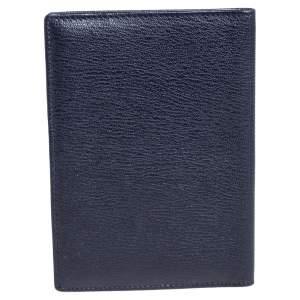 حافظة جواز سفر سميثسون لودلو جلد أزرق