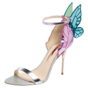 Sophia Webster Multicolour Leather Chiara Ankle Strap Sandals Size 41