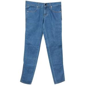 Stella McCartney Blue Denim Skinny Jeans S