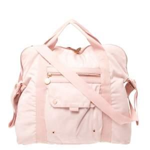 Stella McCartney Light Pink Nylon Fern Diaper Bag