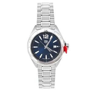 Tag Heuer Blue Stainless Steel Formula 1 WBJ1412.BA0664 Women's Wristwatch 32 mm