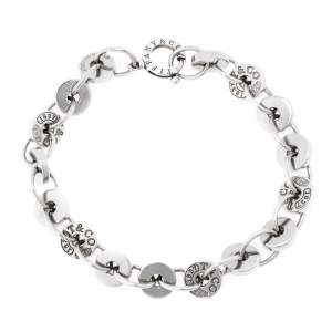 Tiffany & Co Tiffany 1837 Silver Circle Chain Link Bracelet
