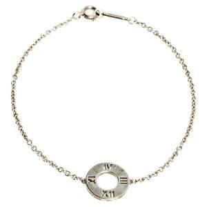 Tiffany & Co. Atlas Pierced Sterling Silver Bracelet
