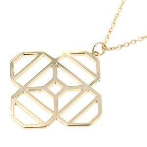 Tiffany & Co.Paloma 18K Yellow Gold Pendant Necklace