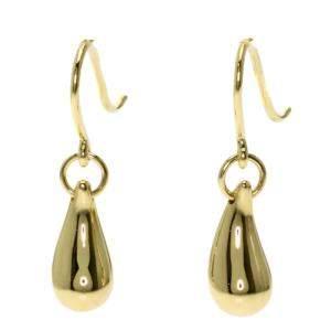 Tiffany & Co. Teardrop 18K Yellow Gold Earrings