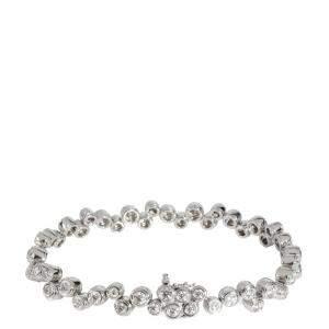 Tiffany & Co. Bubbles Diamond Platinum Bracelet