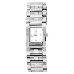 Tissot SIlver Stainless Steel L840K Women's Wristwatch 21 MM
