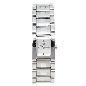 Tissot Silver Stainless Steel L840K Women's Wristwatch 21 MM x 24 MM