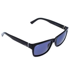 Tod's Black/Blue Gradient TO 163 Square Sunglasses