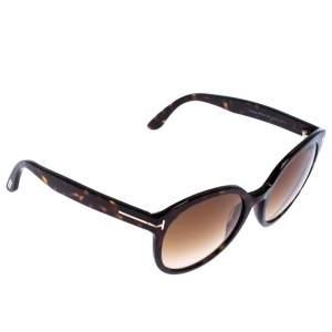 Tom Ford Brown Tortoise Gradient TF 503 Phillipa Sunglasses