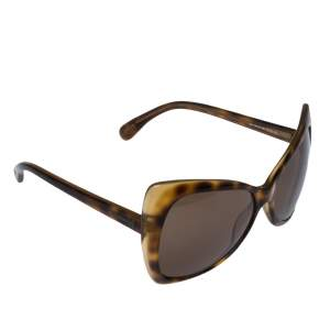 Tom Ford Brown Havana / Brown TF175 Nico Butterfly Sunglasses
