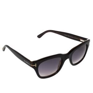 Tom Ford Black/Grey TF237 Snowdon Sunglasses