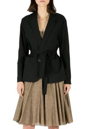Isabel Marant Etoile Black Idony Cotton Blazer M