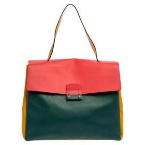 Valentino Garavani Multicolor Leather Mime Bag