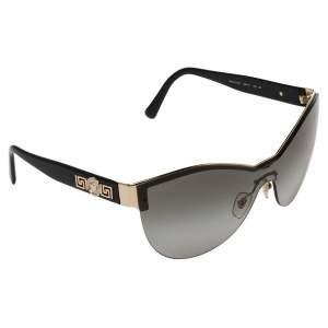 نظارة شمسية فيرساتشي 2144 شيلد أسيتات أسود