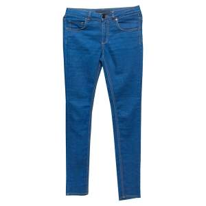 Victoria Beckham Blue Denim Slim Fit Jeans S
