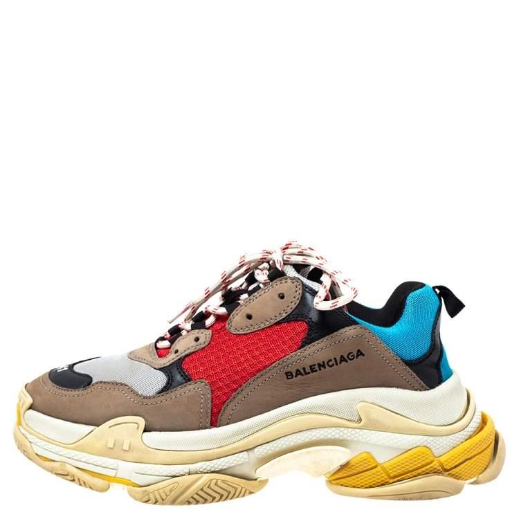 Top Sneakers Size 41 Balenciaga