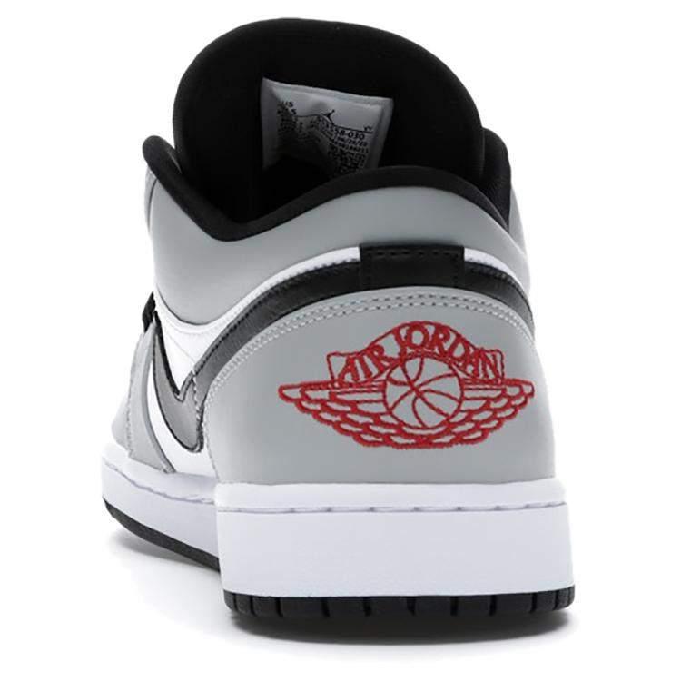 Nike Jordan 1 Low Light Smoke Grey Sneakers US Size 10.5 EU Size ...