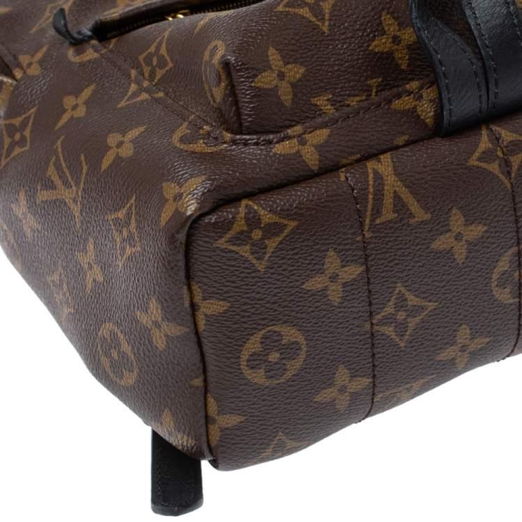 Louis Vuitton Monogram Canvas Palm Springs PM Backpack