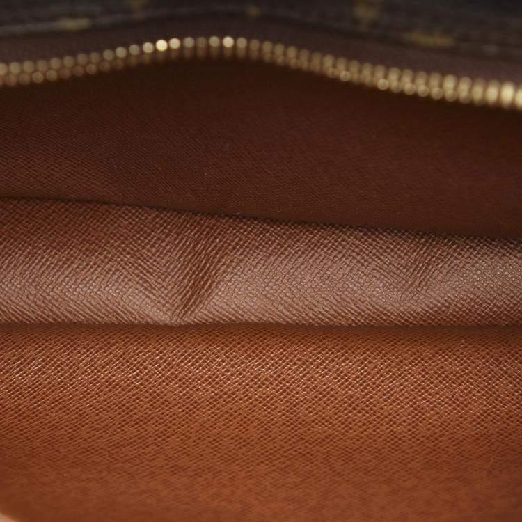 Louis Vuitton Brown Monogram Canvas Nil Bag