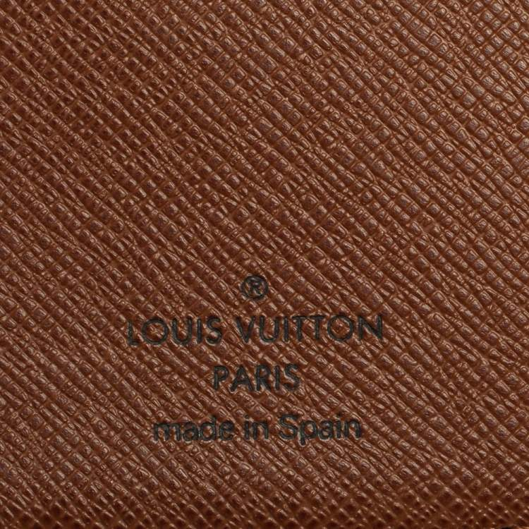 Louis Vuitton Monogram Canvas Koala Wallet