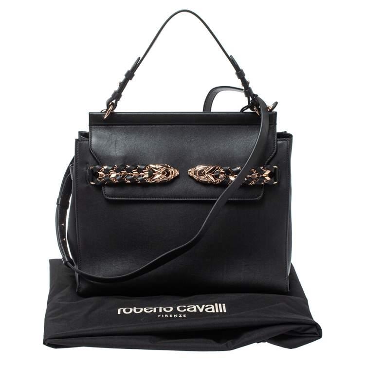 Roberto Cavalli Womens Top Handle