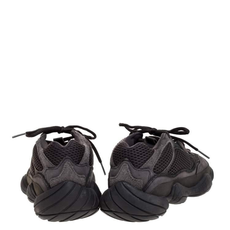 Yeezy x Adidas 500 Utility Black Ortholite Sneakers Size 40 Yeezy ...
