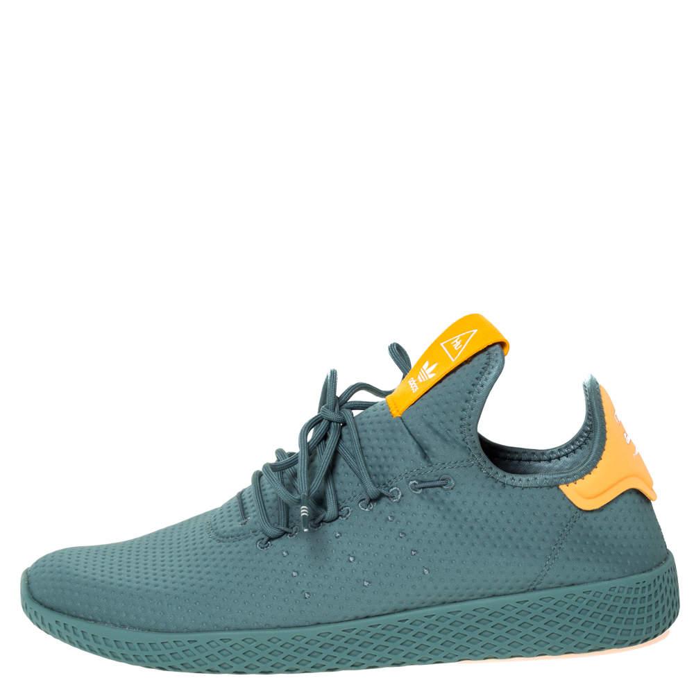 Pharrell Williams x Adidas Raw Green