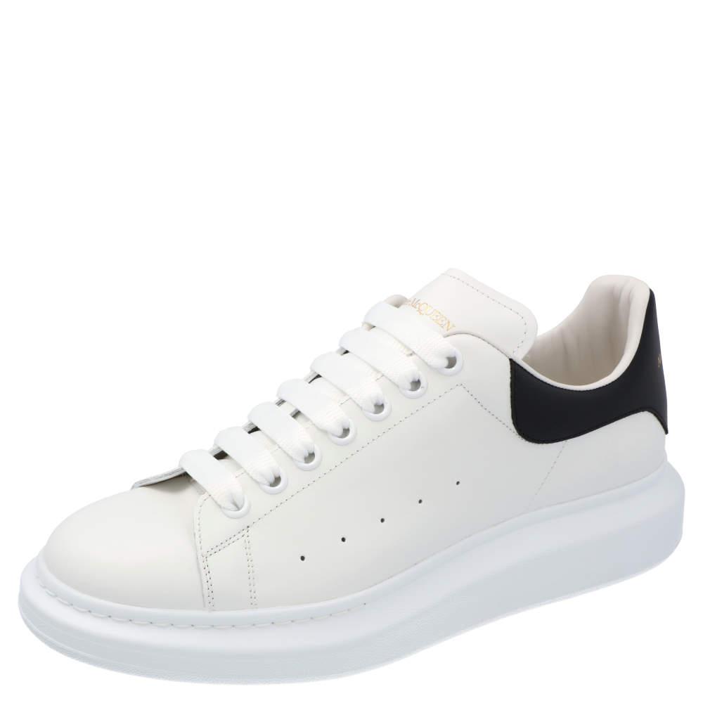 Alexander McQueen White Oversized Sneakers Size EU 39