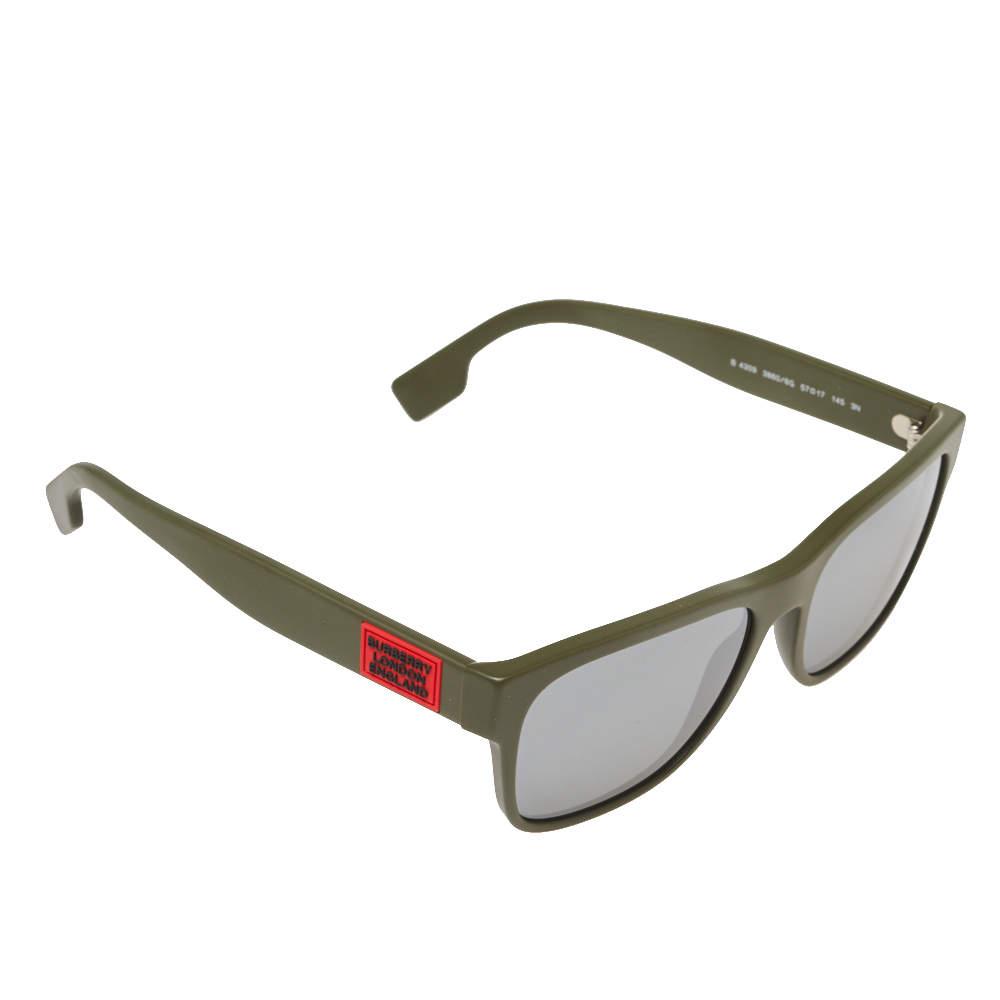 نظارة شمسية بربري واي فيرار 4309  أخضر/رصاصي