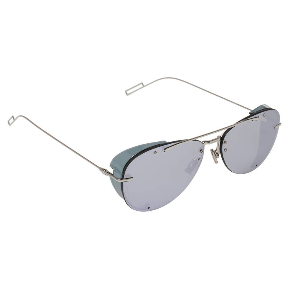 نظارة شمسية 0100T أفياتور عاكسة فضي