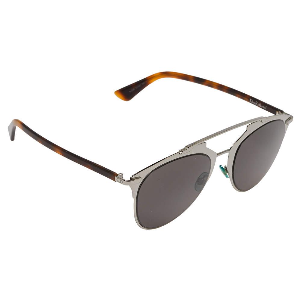 نظارة شمسية ديور 31ZNR أفياتور رصاصي و بني هافانا