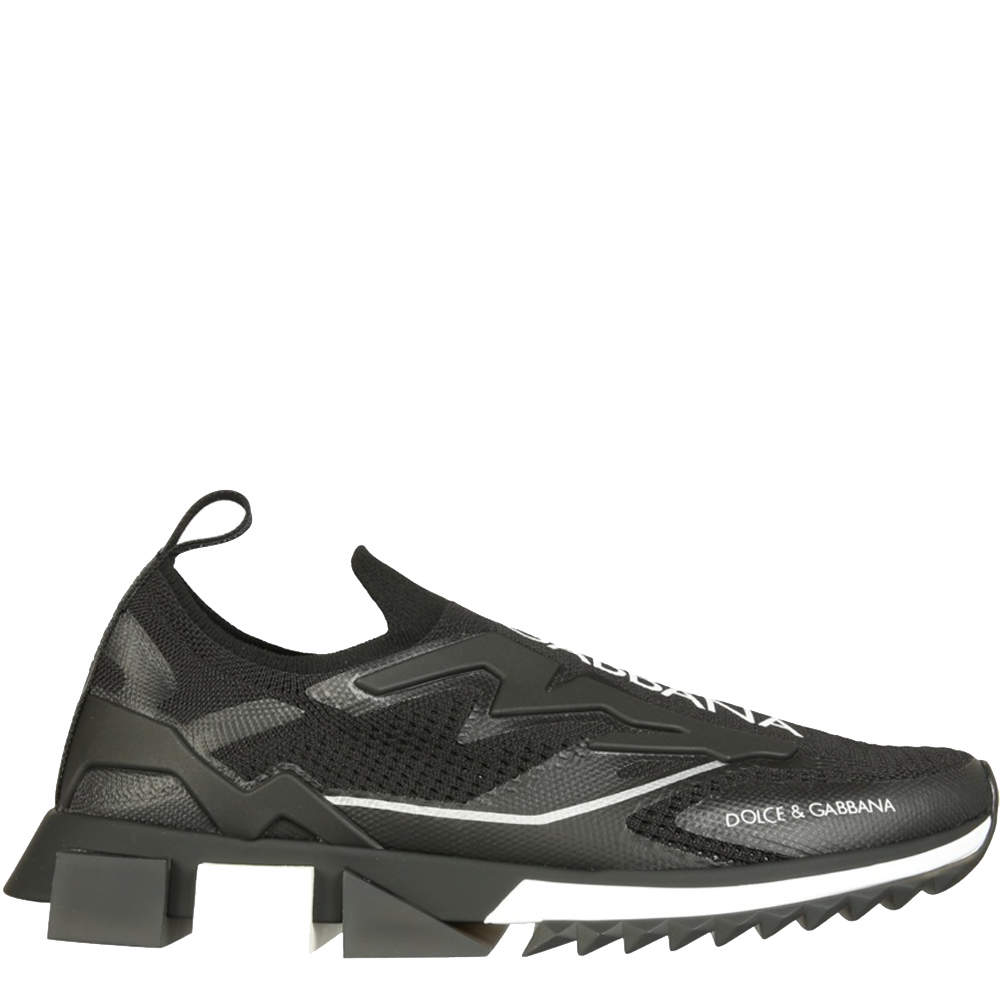 Dolce & Gabbana Black Sorrento Sneakers CS1823_AW47889690 Size IT 41
