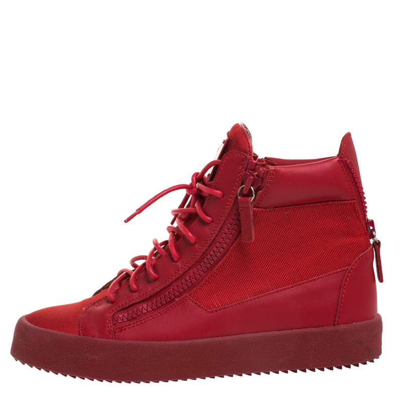 Top Sneakers Size 43.5 Giuseppe Zanotti