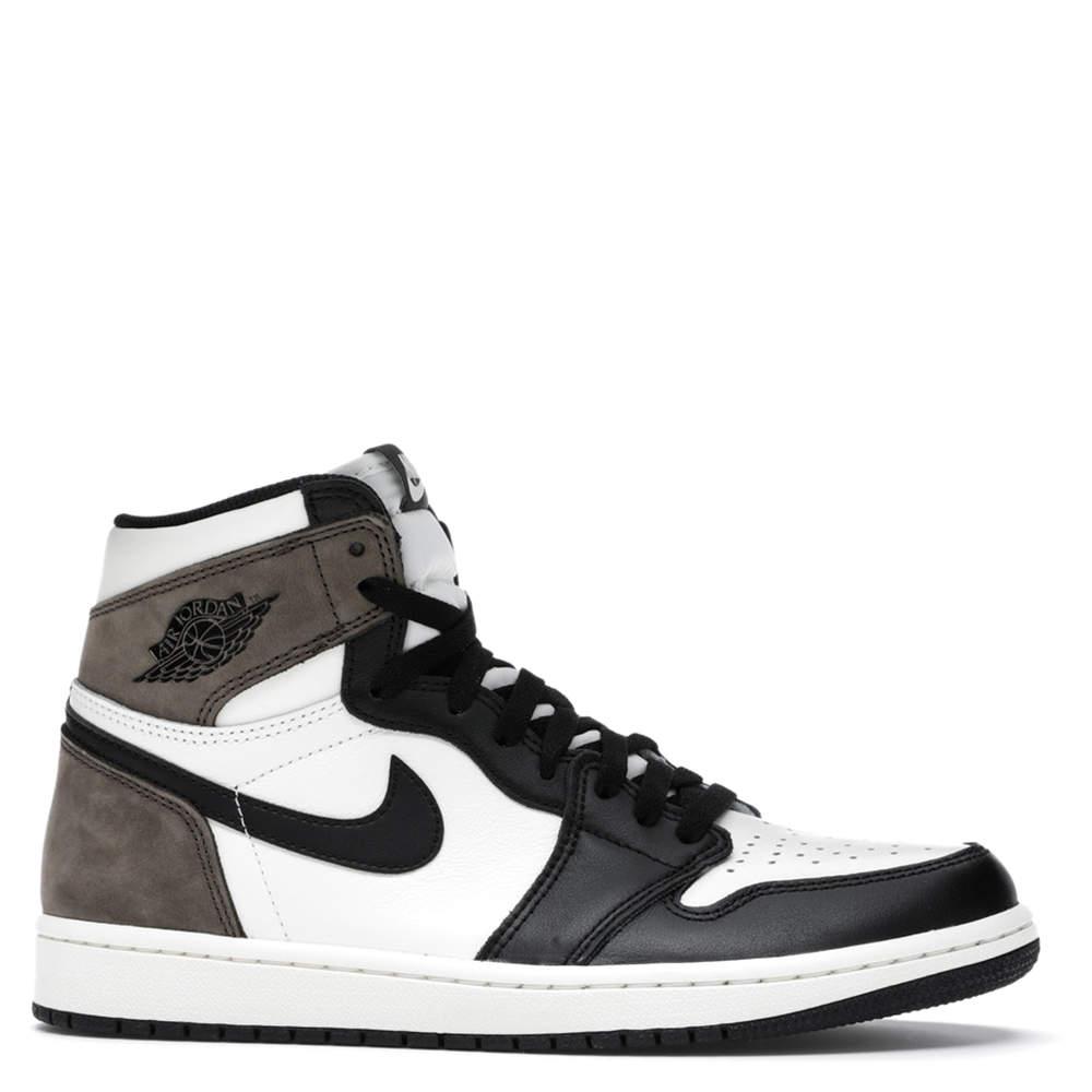 Nike Jordan 1 High Mocha Sneakers Size EU 42.5 US 9
