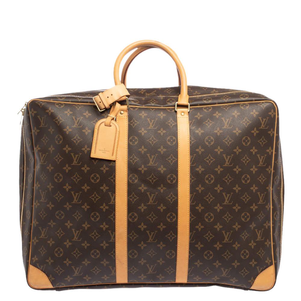 Louis Vuitton Monogram Canvas Sirius 55 Suitcase