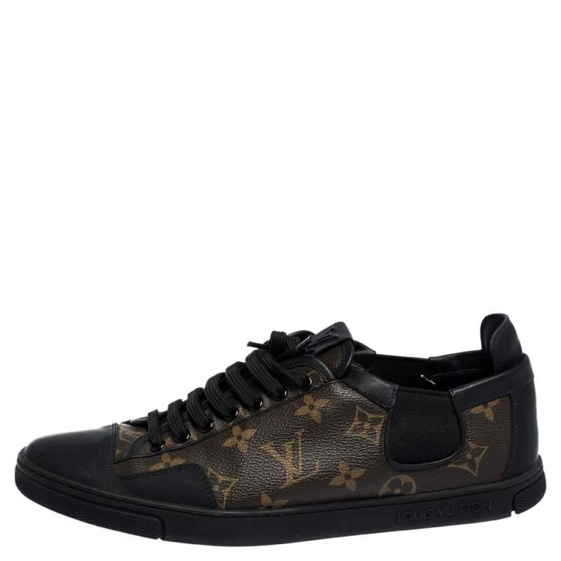 black louis vuitton shoes
