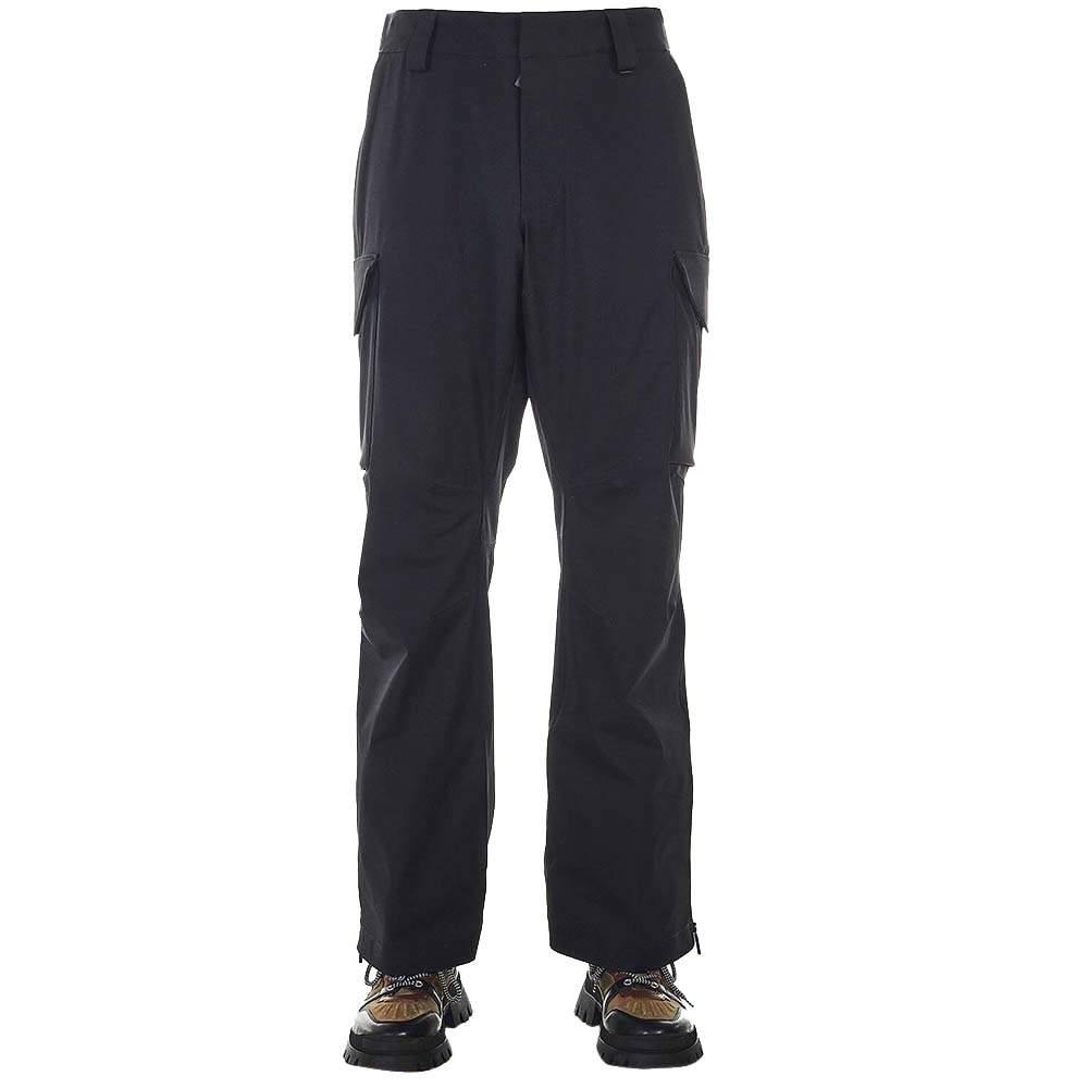 Moncler Black Ski Pants Size L