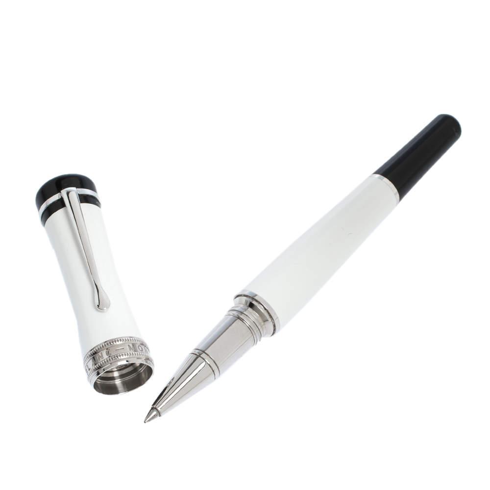 Montblanc Bonheur Boyfriend Bi-color Resin Rollerball Pen