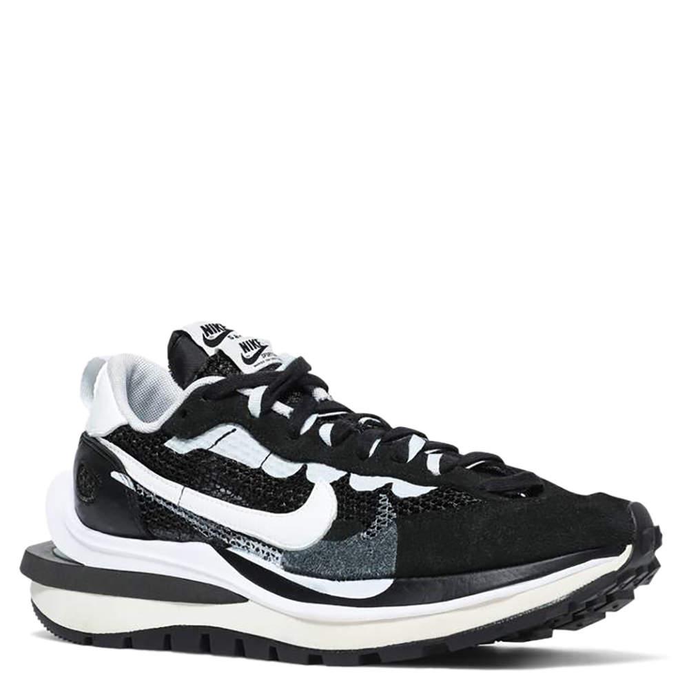Nike Sacai Vaporwaffle Black  EU 45  US 11