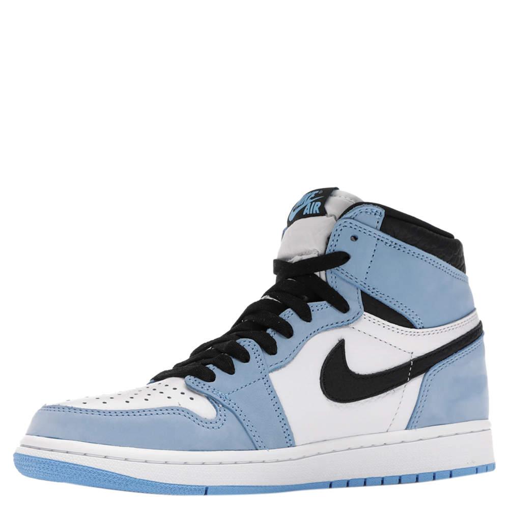 Nike Jordan 1 University Blue Sneakers Size (US 8) EU 41
