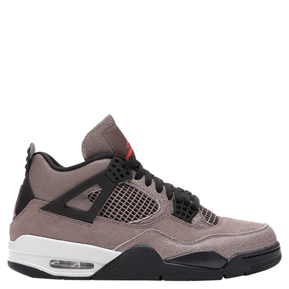 حذاء رياضي نايك جوردن 4 تاوب هاز (مقاس أمريكي 8) مقاس أوروبي 41