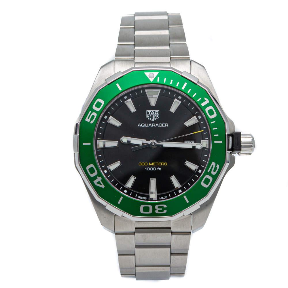 TAG Heuer KSA Limited Edition Aquaracer Steel Men's Watch 43 MM