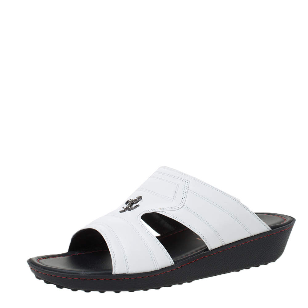 Tod's for Ferrari Limited Edition White