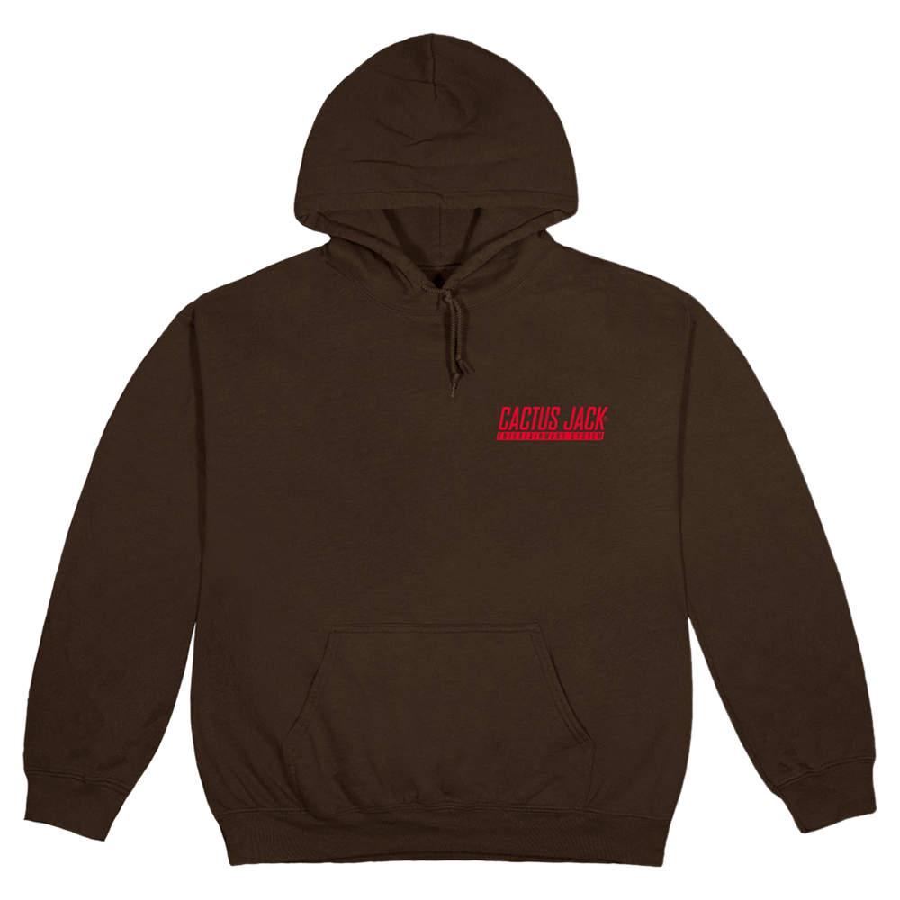 Travis Scott Cactus Jack Logo Hoodie Size L